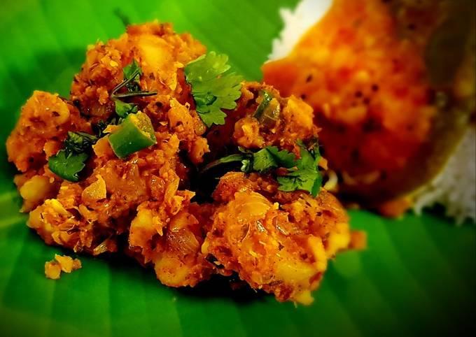 Jeera Aloo (Roasted Potatoes with Cumin)