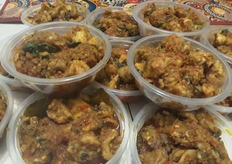 Resep Ayam Dangkot Asli Toraja Oleh Muhammad Andi Fariq Cookpad