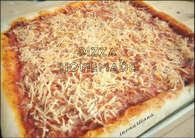 Pizza Homemade