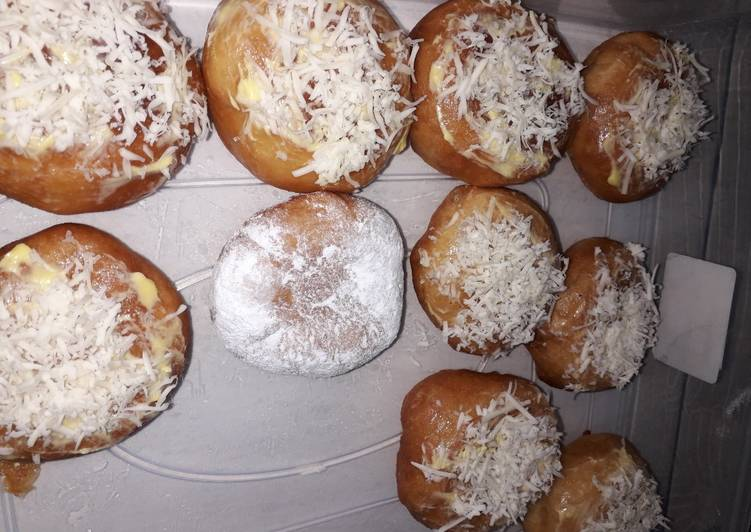 Donat anti gagal