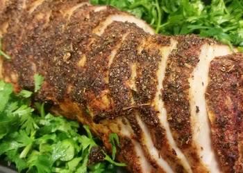 How to Recipe Delicious Mexican Turkey Tenderloin
