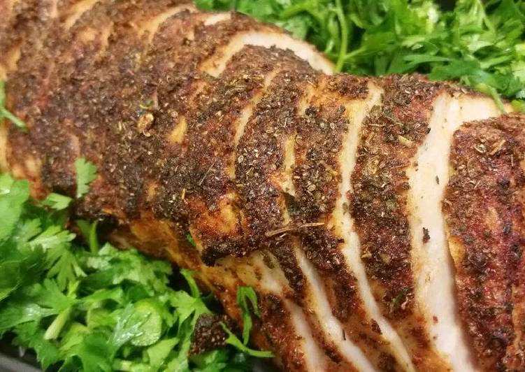 Recipe: Perfect Mexican Turkey Tenderloin