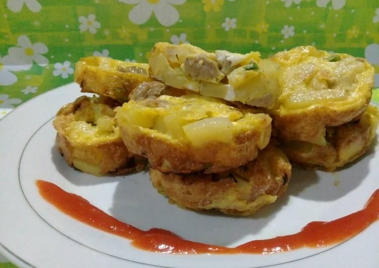 Resep Bauernomalette(Omelette ala jerman) Paling Joss