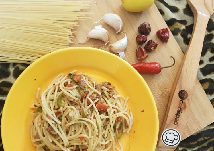 Fajita noodles