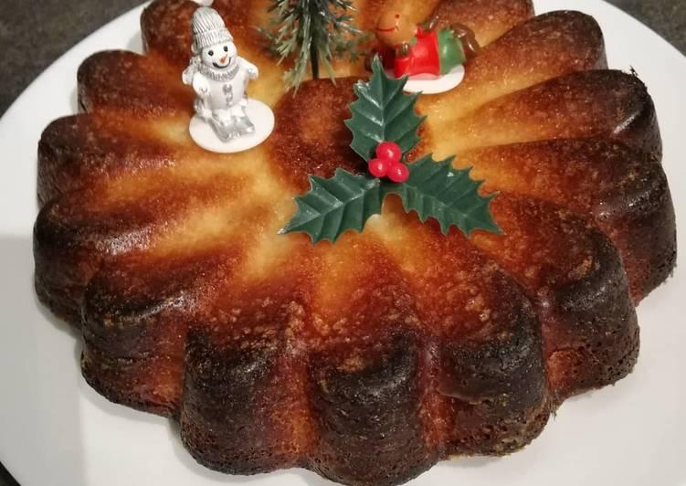 Recette: Gâteau aux pommes