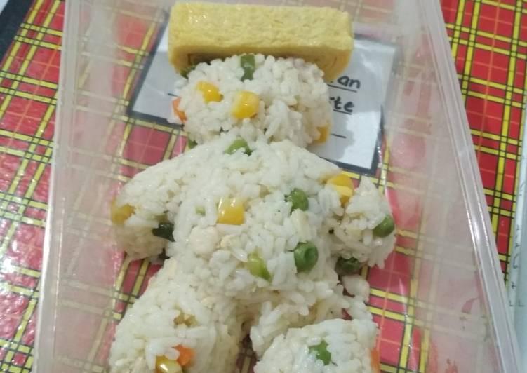 Resep Nasi Goreng Blueband Untuk Bekal Anak Favorit