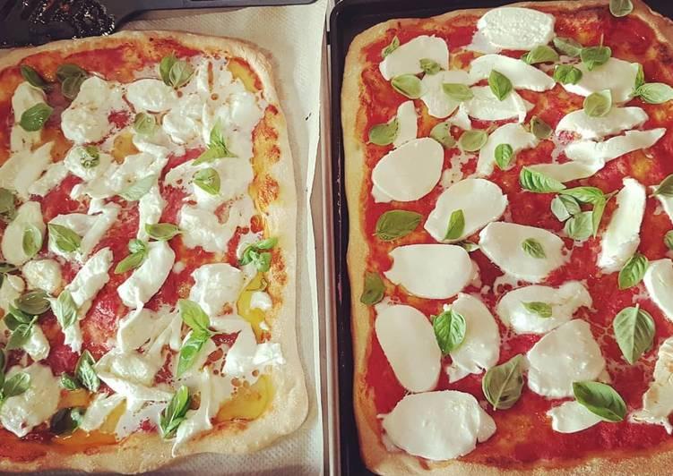La Délicieuse Recette du Pâte à pizza