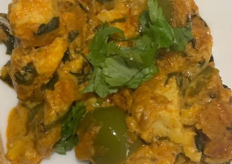 Absolutely Ultimate Dinner Ideas Blends Methi Paneer Masala