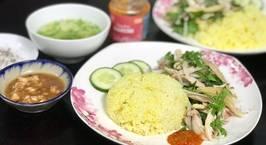 Hình ảnh món Cơm gà Quảng Nam