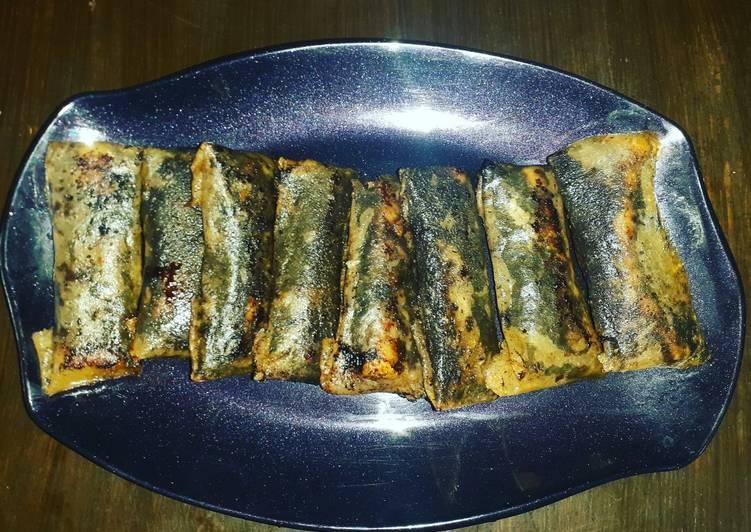Pisang Coklat Lumer (Piscok)