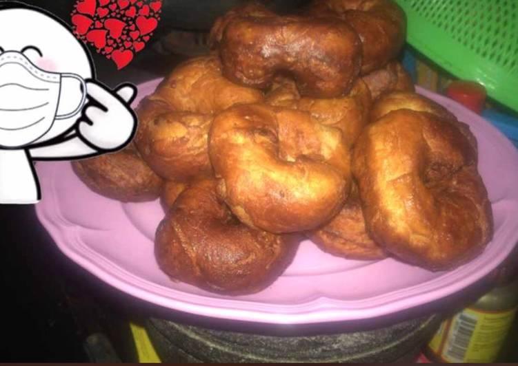 10 Resep: Donat kentang  Anti Gagal