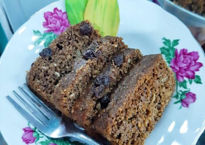 Banana Oatmeal Cake (diet)