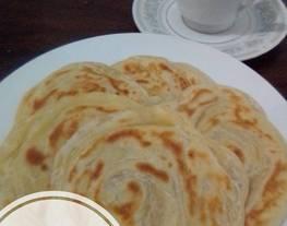 Roti Maryam/Roti Cane/Roti Konde