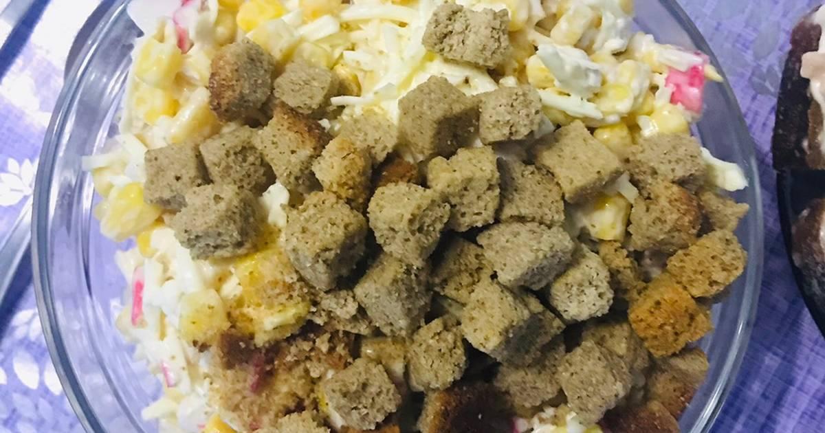 салат бруклин рецепт с фото пошагово правильно построить