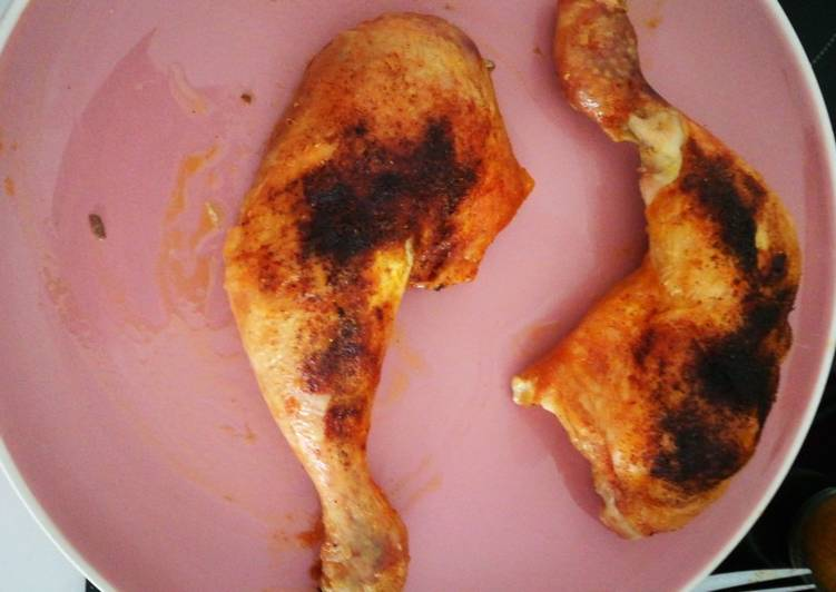 Comment Faire Des Cuisses de poulet au four