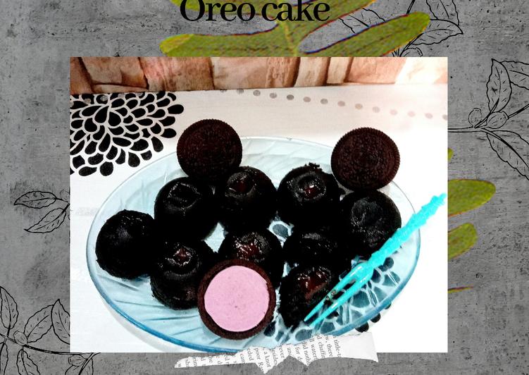 Oreo cake - cookandrecipe.com