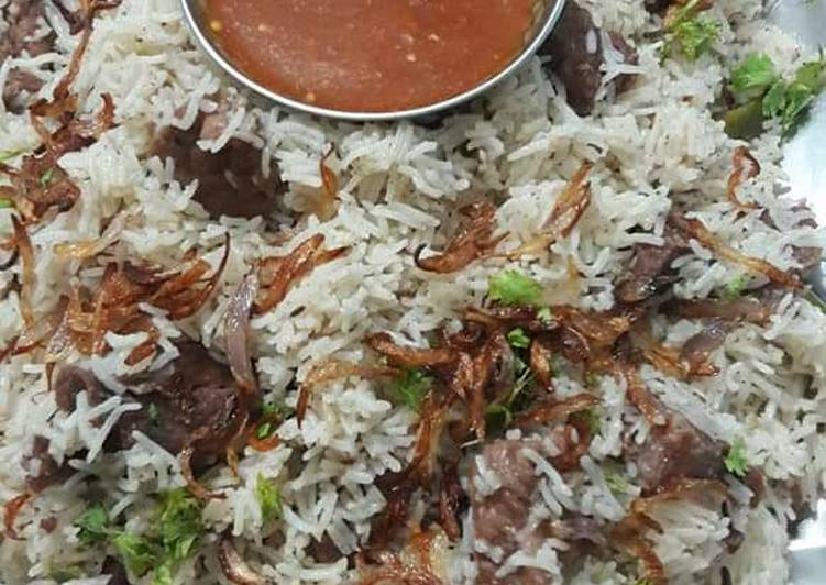 Traditional African Foods Traditional Yakhni Pulao