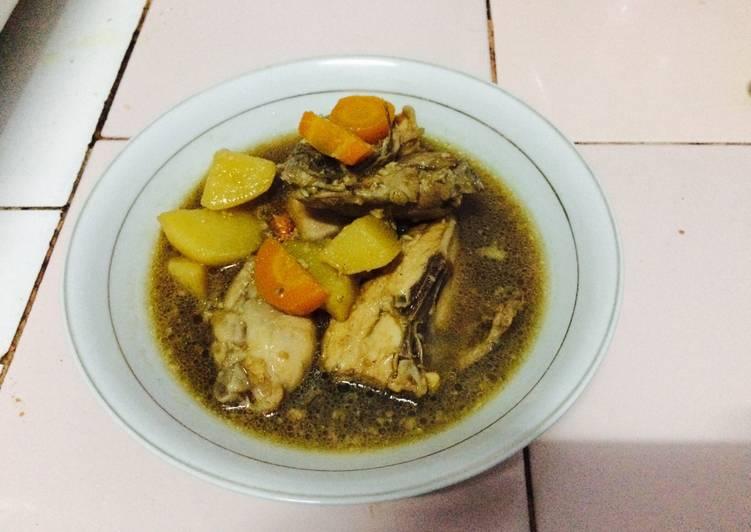 Semur Ayam Surabaya