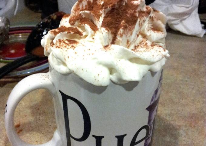 Whipped Hot Cocoa