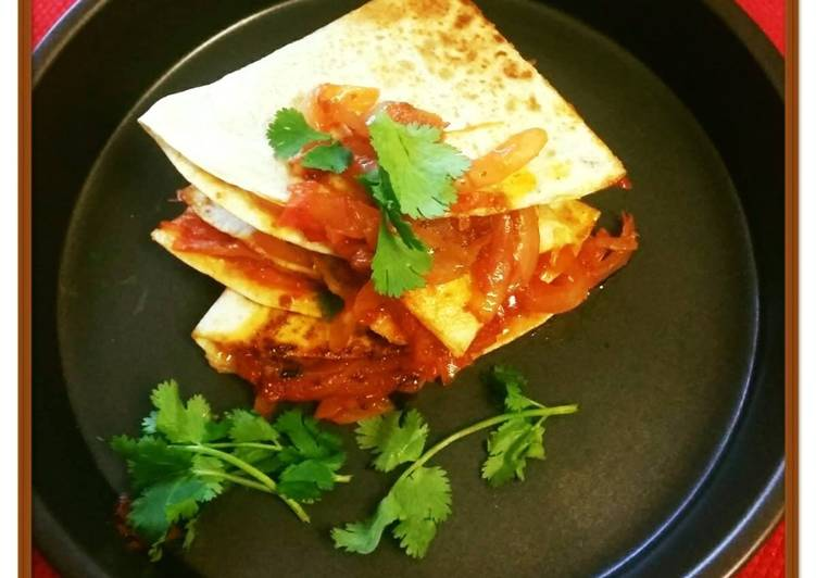 New Secret COURGETTES(Zucchini) Quesadilla Free Download