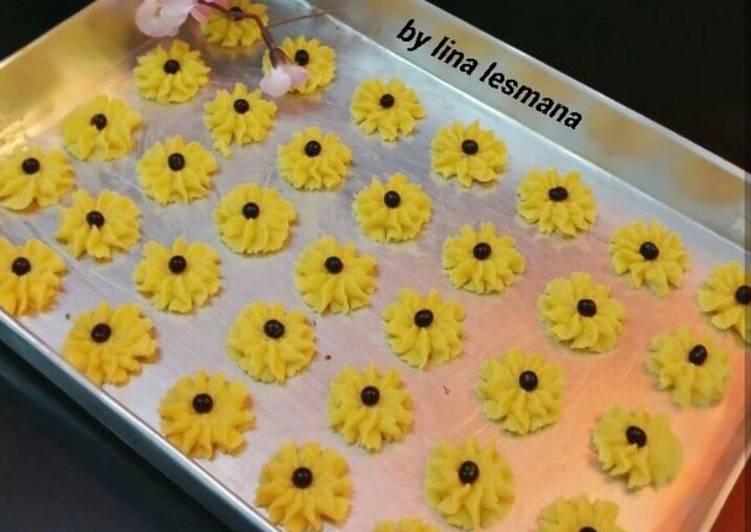 Butter cookies jadul