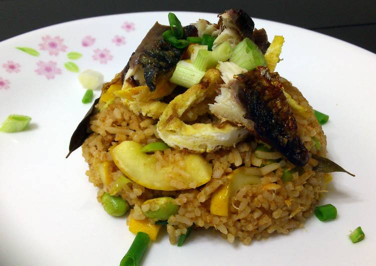 Permalink to Mackeral Fried Rice Recipe