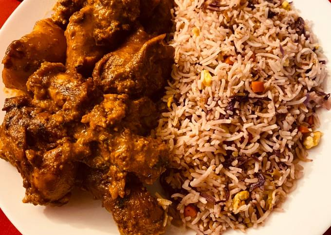 Easiest Way to Prepare Delicious Masala chicken curry