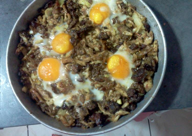 Chicken Spicy Sisig