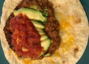 Easiest Way to Make Delicious Double Bean Taco Diablo