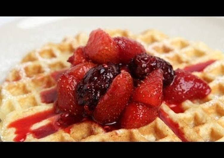 Recipe of Perfect Berry Compote