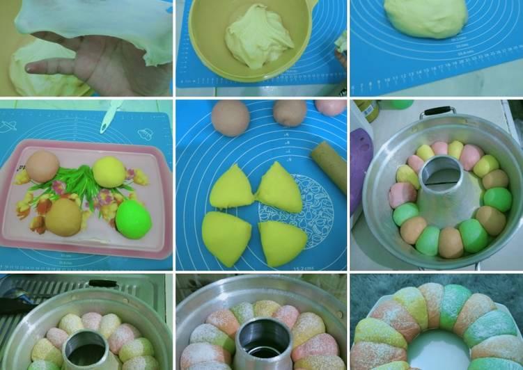 Japanese Milk Bread dengan Baking Pan