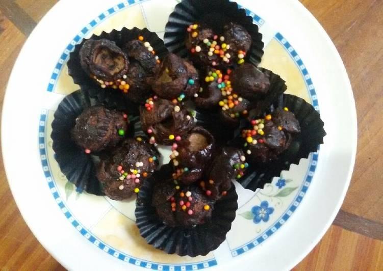 Koko krunch cokelat