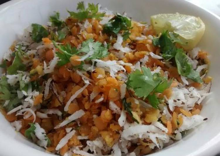 30 Minute Simple Way to Prepare Speedy Masoor Dal Delight