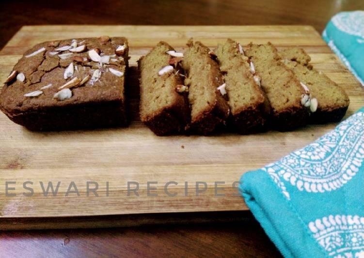 Recipe of Award-winning Eggless apple cinnamon cake