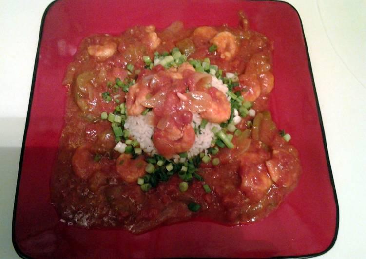 Easiest Way to Prepare Delicious Shrimp Creole