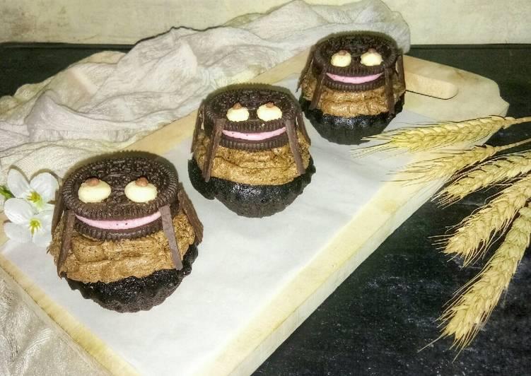Oreo Cake (kukus)