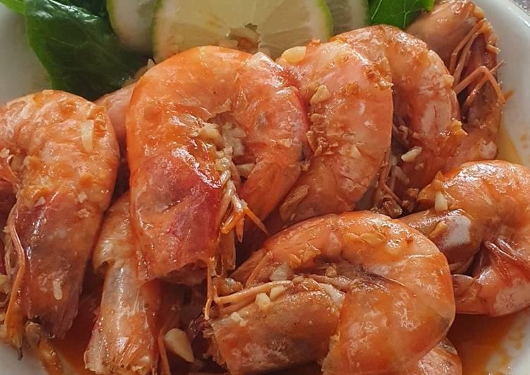 Shrimp Soda