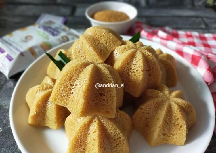 Apem Tepung Beras Gula Palem - ganmen-kokoku.com