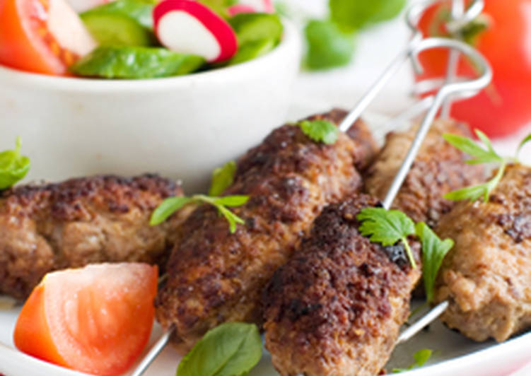 Yummy and easy Kabab Koobede