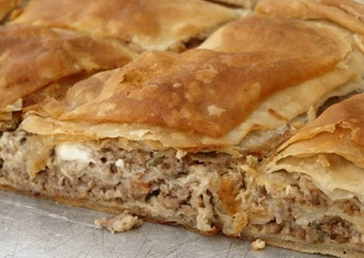 My Friend's Favourite Pastilla With Meat