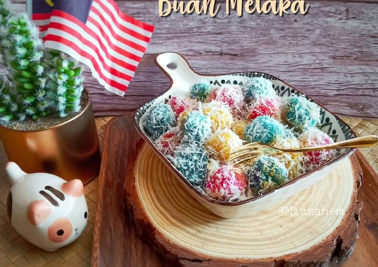Onde-onde Buah Melaka versi Malaysiaku🇲🇾 - velavinkabakery.com