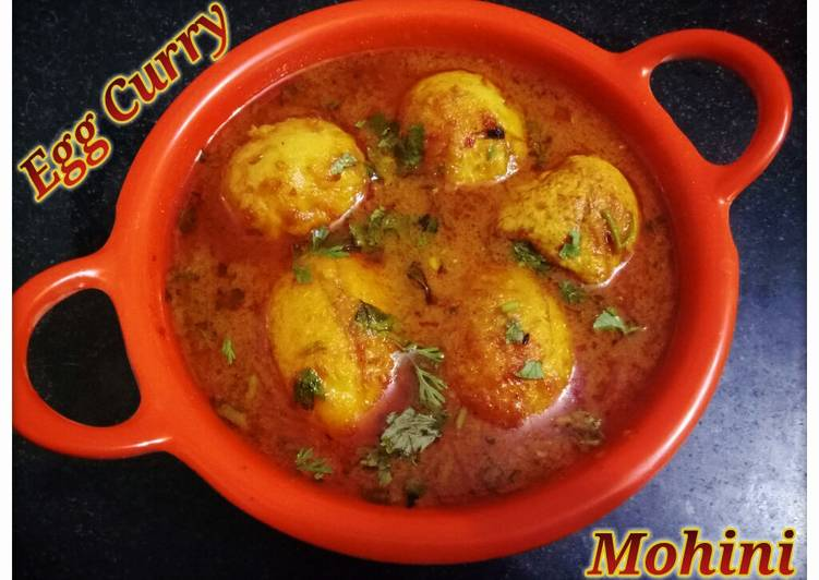Steps to Prepare Perfect Dhaba style Egg curry/ masala