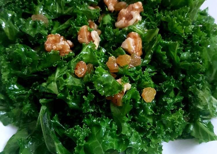 Recipe of Homemade Kale salad
