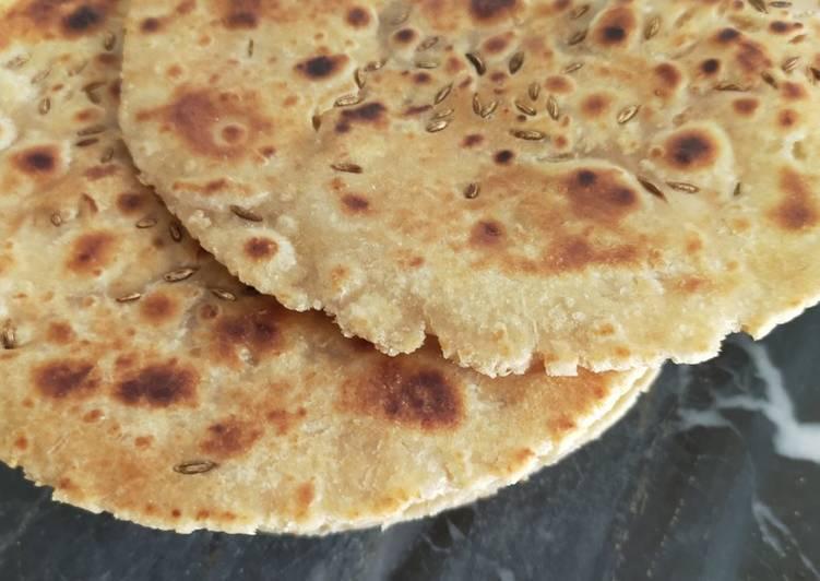 Recipe of Ultimate Jeera Bhakhari