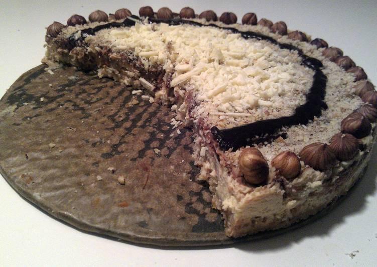 Basic Baked Cheesecake