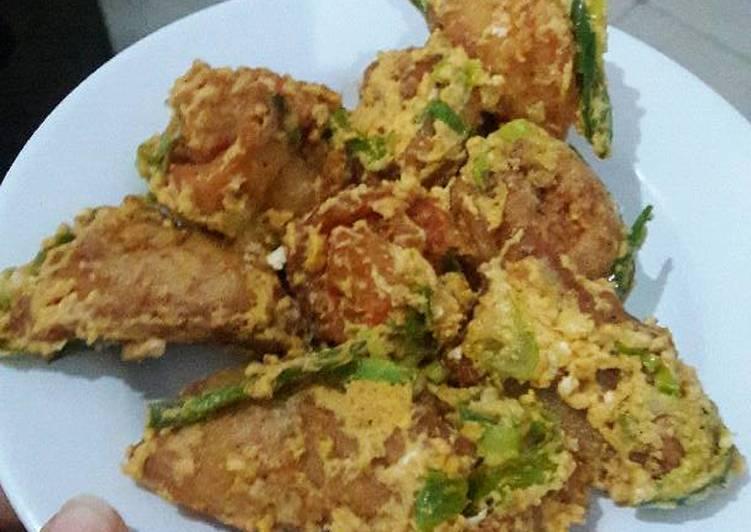 Resep Udang Goreng+Kakap Goreng telur asin Yang Gampang Sedap