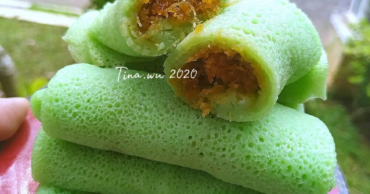 Resep Dadar Gulung Oleh Tinawu Cookingdiary Cookpad