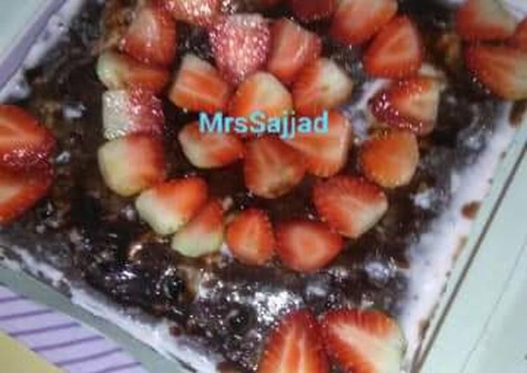 Easiest Way to Prepare Appetizing Poke Cake