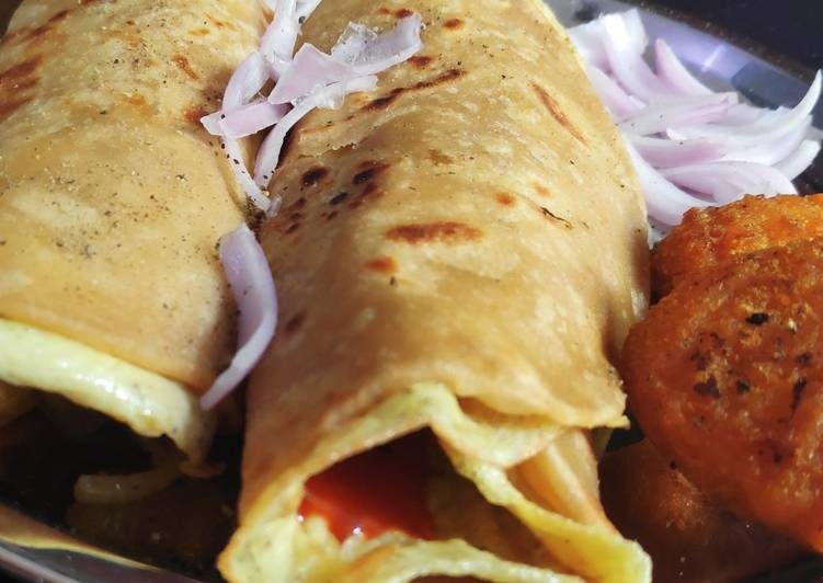 Easiest Way to Cook Ultimate Tasty Egg rolls