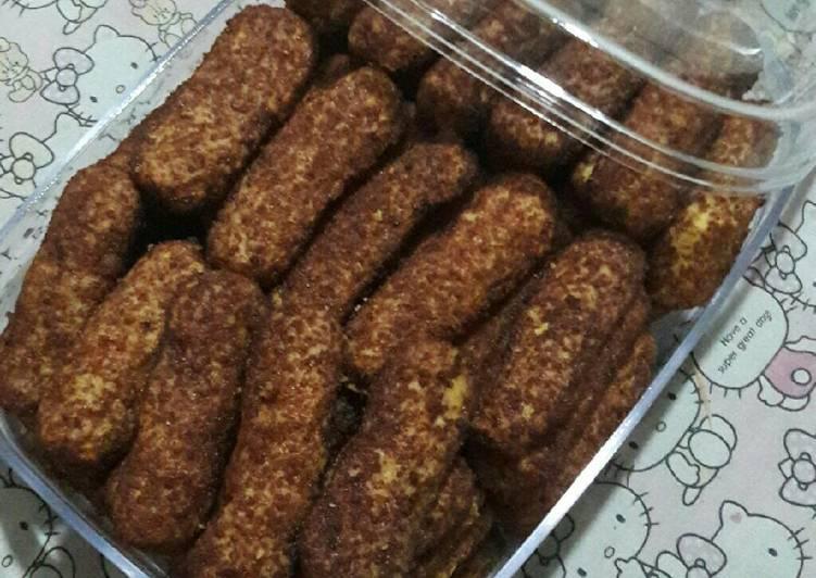 Brown cheese cookies #tantanganakhirtahun #masakditahunbaru